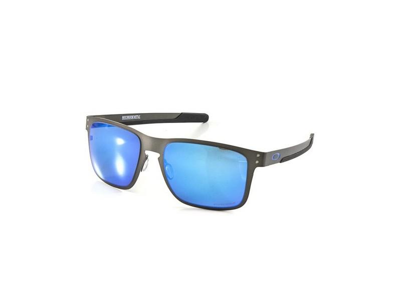 673b4d7765cbb Óculos de Sol Unissex Oakley Holbrook Metal OO4123