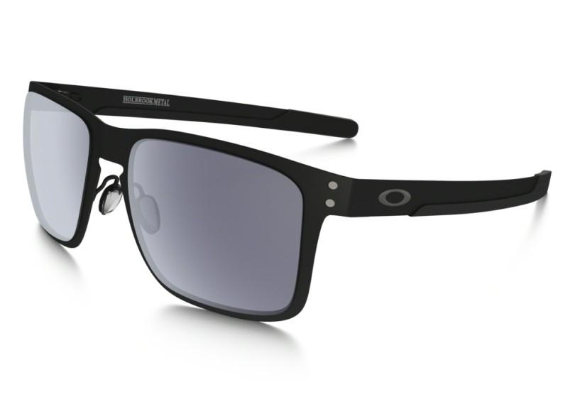 1bd50fafe Óculos de Sol Unissex Oakley Holbrook Metal OO4123