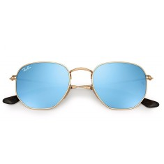 Óculos de Sol Unissex Ray Ban Hexagonal RB3548