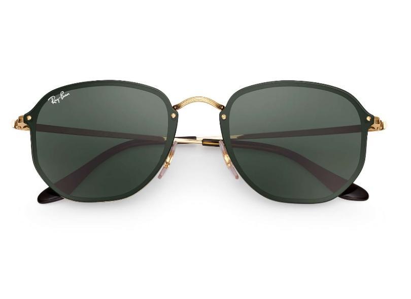 43116f5f40 Óculos de Sol Unissex Ray Ban Hexagonal RB3579N