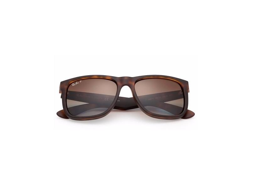 0ece883bf561c Óculos de Sol Unissex Ray Ban Justin RB4165