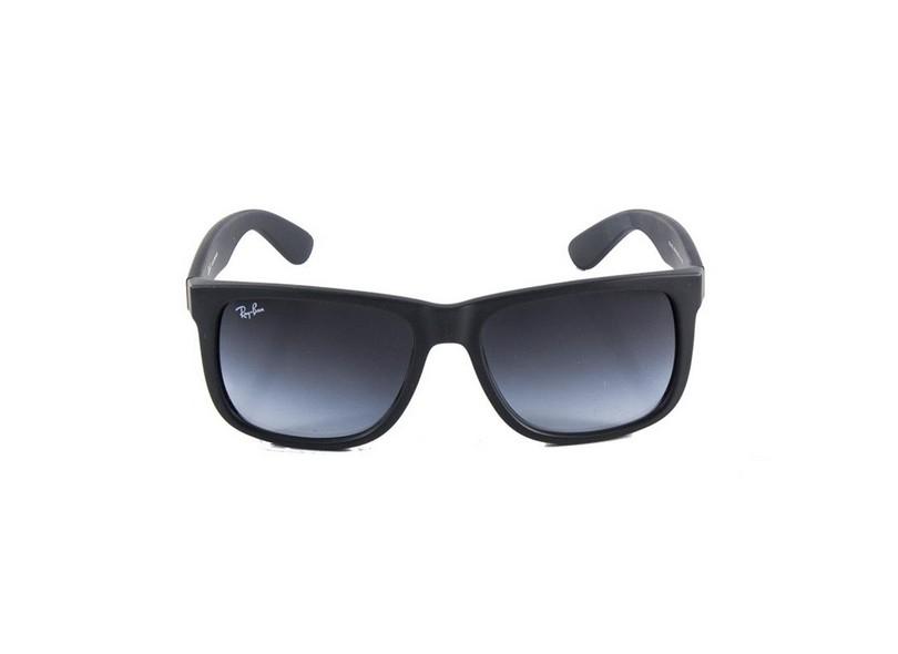 82ba738346834 promo code for Óculos de sol unissex ray ban justin rb4165 comparar preço.  Ray-Ban Justin RB4165L - Polarizado - Preto Fosco - 622-T3 55