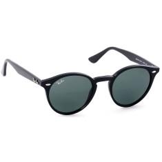 bc238f756e5d2 Óculos de Sol Unissex Redondo Ray Ban RB2180