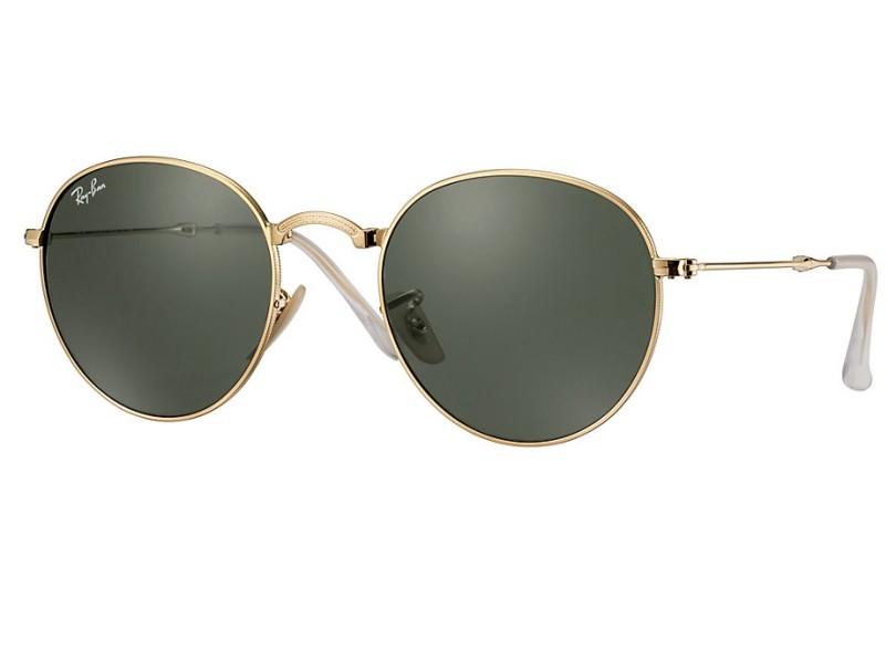 b90fcddda6703 Óculos de Sol Unissex Ray Ban Round Folding RB3532