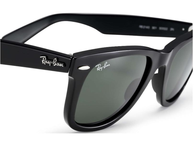 504122eff Óculos de Sol Unissex Ray Ban RB2140