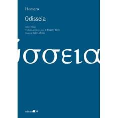 Odisséia - Edição Bilíngue - Homero - 9788573264685