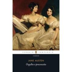 Orgulho e Preconceito - Austen, Jane - 9788563560155