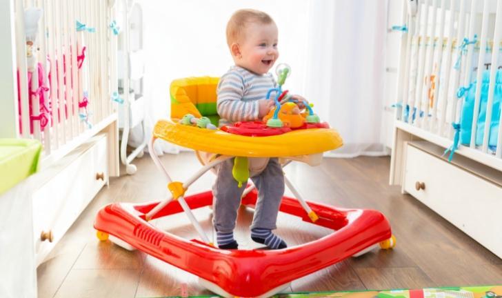 Os 5 Melhores Andadores Para Bebê em 2018