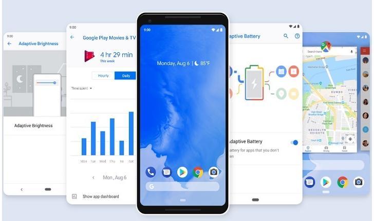 Os 6 Melhores Celulares com Android 9 (Pie) até o Momento