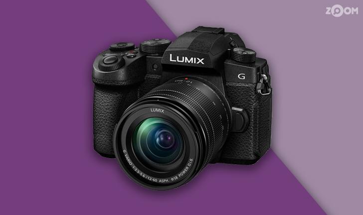 Panasonic lança a Lumix DC-G95, nova câmera híbrida que grava em 4K