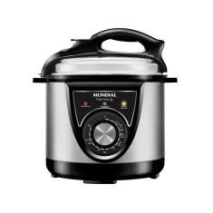 Panela de Pressão Elétrica 3 Litros - Mondial Pratic Cook PE-26