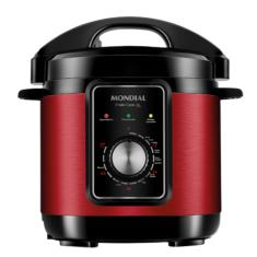 Panela de Pressão Elétrica 3 Litros - Mondial Pratic Cook PE-47