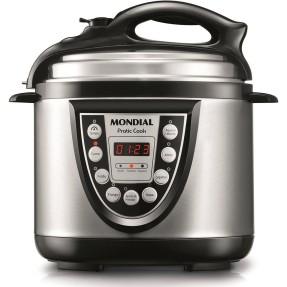 Panela de Pressão Elétrica 4 Litros - Mondial Pratic Cook PE-09