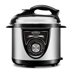 Panela de Pressão Elétrica 5 Litros - Mondial Pratic Cook Premium PE-34