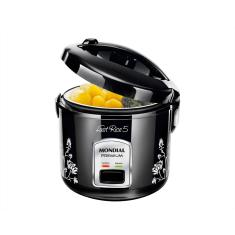 Panela Elétrica de Arroz - Mondial Fast Rice 5 Premium NPE-08-5X