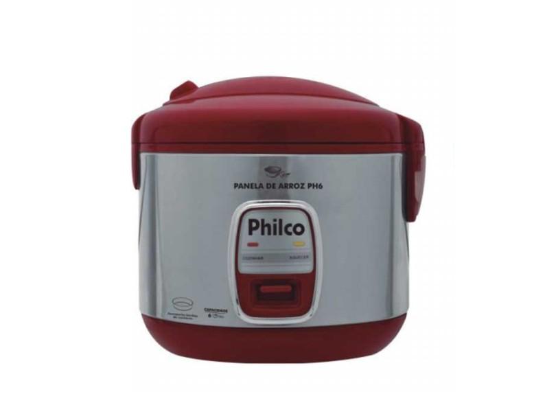 5894065ff Panela Elétrica de Arroz - Philco PH6