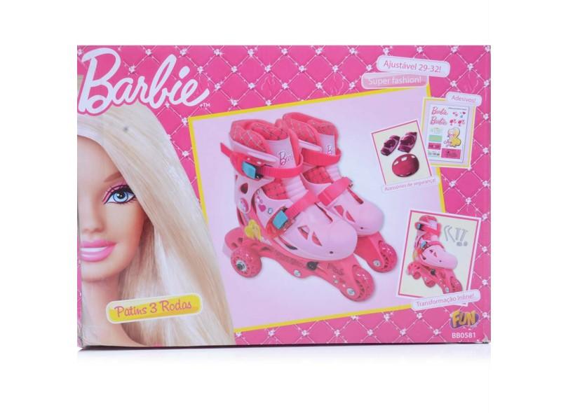 babe1d9d3 Patins Barão Toys 3 Rodas