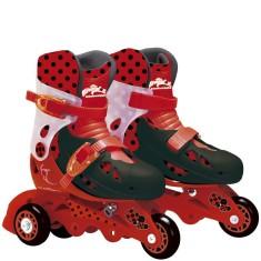 Patins 3 rodas Miraculous Ladybug Fun