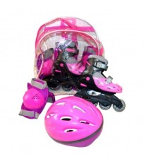 Foto Patins In-Line Bel Fix Kit Roller Radical