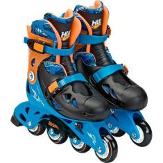 Patins In-Line Hot Wheels Fun