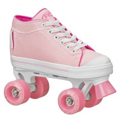 Patins Tradicional 4 rodas Roller Derby Zinger Girl F1
