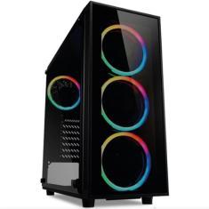 PC 3Green Gamer Intel Core i7 8 GB SSD 480 GB Radeon RX Linux 47676
