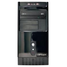 PC Certo Pc 919 Intel Core i7 7700 16 GB 1 TB Linux Integrada