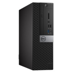 Foto PC Dell Optiplex 7050 SFF Intel Core i7 7700 8 GB 1 TB Windows 10 Pro MB