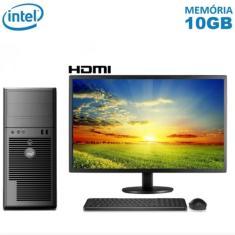 "PC EasyPC Intel Core i7 10 GB SSD 120 GB Intel HD Graphics 19,5"" Linux 36188"
