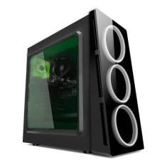 PC Gamer G-Fire HTG-215 AMD Ryzen 3 2200G 8 GB 1 TB Áudio