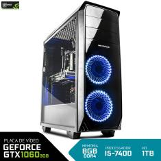 Foto PC Neologic NLI80005 Intel Core i5 7400 8 GB 1 TB GeForce GTX 1060 3