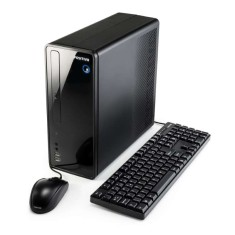 Foto PC Positivo C100 Intel Core i5 5200U 8 GB 1 TB Linux DVD-RW
