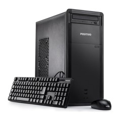 PC Positivo DRI7232 Intel Core i3 3220 4 GB 1 TB Linux DVD-RW
