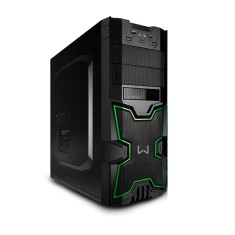 Foto PC Warrior DT007 Intel Core i3 7100 8 GB 1 TB GeForce GTX 1050 2