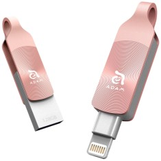 Foto Pen Drive Adam Elements iKlips Duo+ 128 GB Lightning USB 3.1