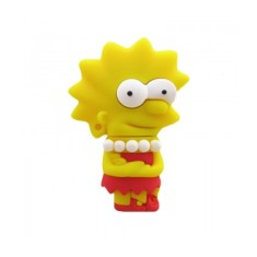 Foto Pen Drive Importado 8 GB USB 2.0 Lisa Simpson