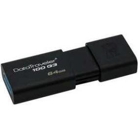 Pen Drive Kingston Data Traveler 64 GB USB 3.0 DT100G3