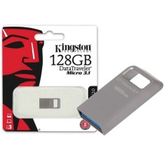 Pen Drive Kingston Data Traveler Micro 128 GB USB 3.1 DTMC3