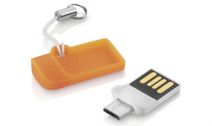 Pen drive para celular e tablet! Assim é o Multilaser OTG Dual USB