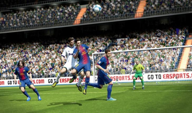 PES 13 e FIFA 13: Qual é o melhor jogo de futebol desta geração?