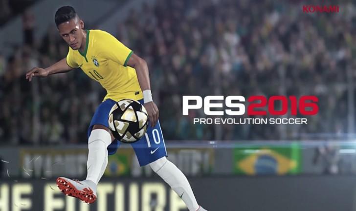 PES 2016: Neymar é destaque no novo jogo de videogame