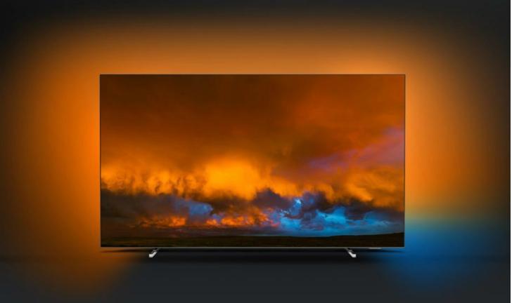 Philips lança novas Smart TVs OLED: conheça a OLED804 e OLED854