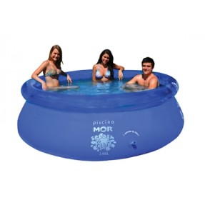 Piscina Inflável 2.400 l Redonda Mor Splash Fun 1053