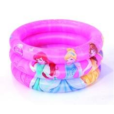 Piscina Inflável 38 l Redonda Bestway Disney Princesas 91046
