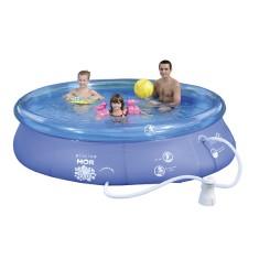 Piscina Inflável 4.600 l Redonda Mor Splash Fun 1065