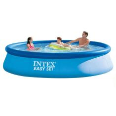 Piscina Inflável 7.290 l Redonda Intex Easy Set