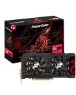 Placa de Video ATI Radeon RX 570 4 GB GDDR5 256 Bits PowerColor AXRX 570 4GBD5-3DHD/OC