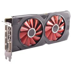 Placa de Video ATI Radeon RX 570 8 GB GDDR5 256 Bits XFX RX-570P8DFD6