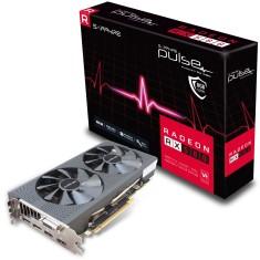 Placa de Video ATI Radeon RX 580 8 GB GDDR5 256 Bits Sapphire 11265-05-20G