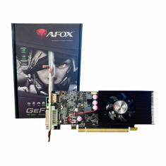 Placa de Video NVIDIA GeForce GT 1030 2 GB DDR5 64 Bits Afox AF1030-2048D5L4-V3
